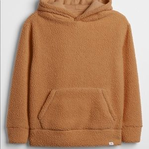 Gap kids pullover Sherpa Sweater NWT Size M unisex